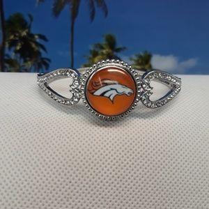 Jewelry - Denver Broncos Bracelet